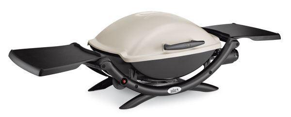 weber gasbarbecue q 2000 titan