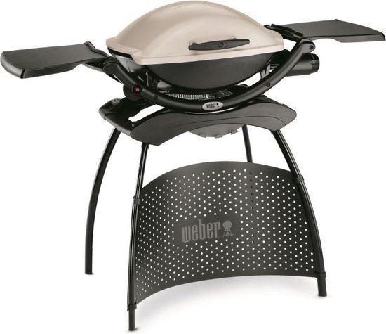 weber gasbarbecue q 2000 titan stand