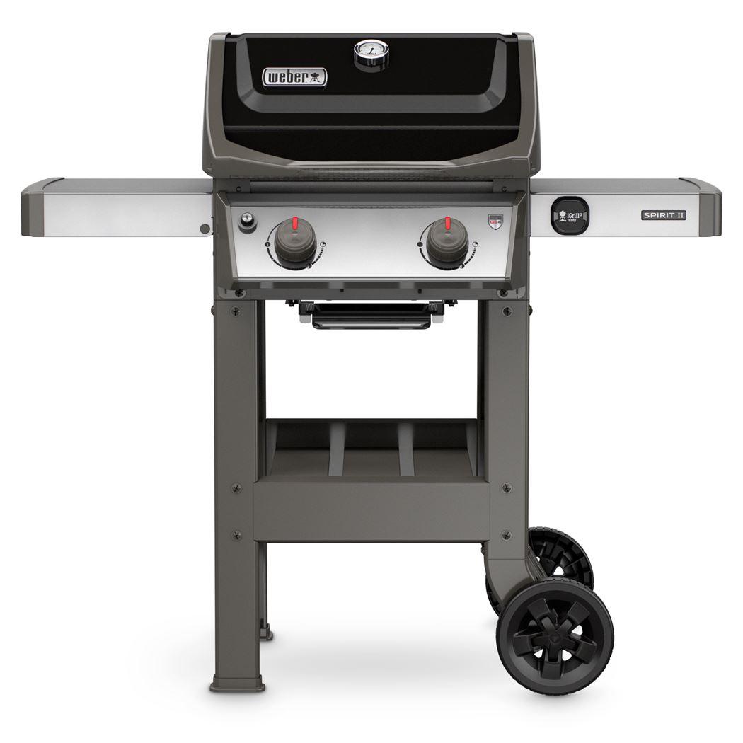 weber gasbarbecue spirit II e-210 gbs zwart