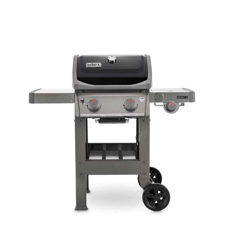 weber gasbarbecue spirit ii e-220, gbs, zwart