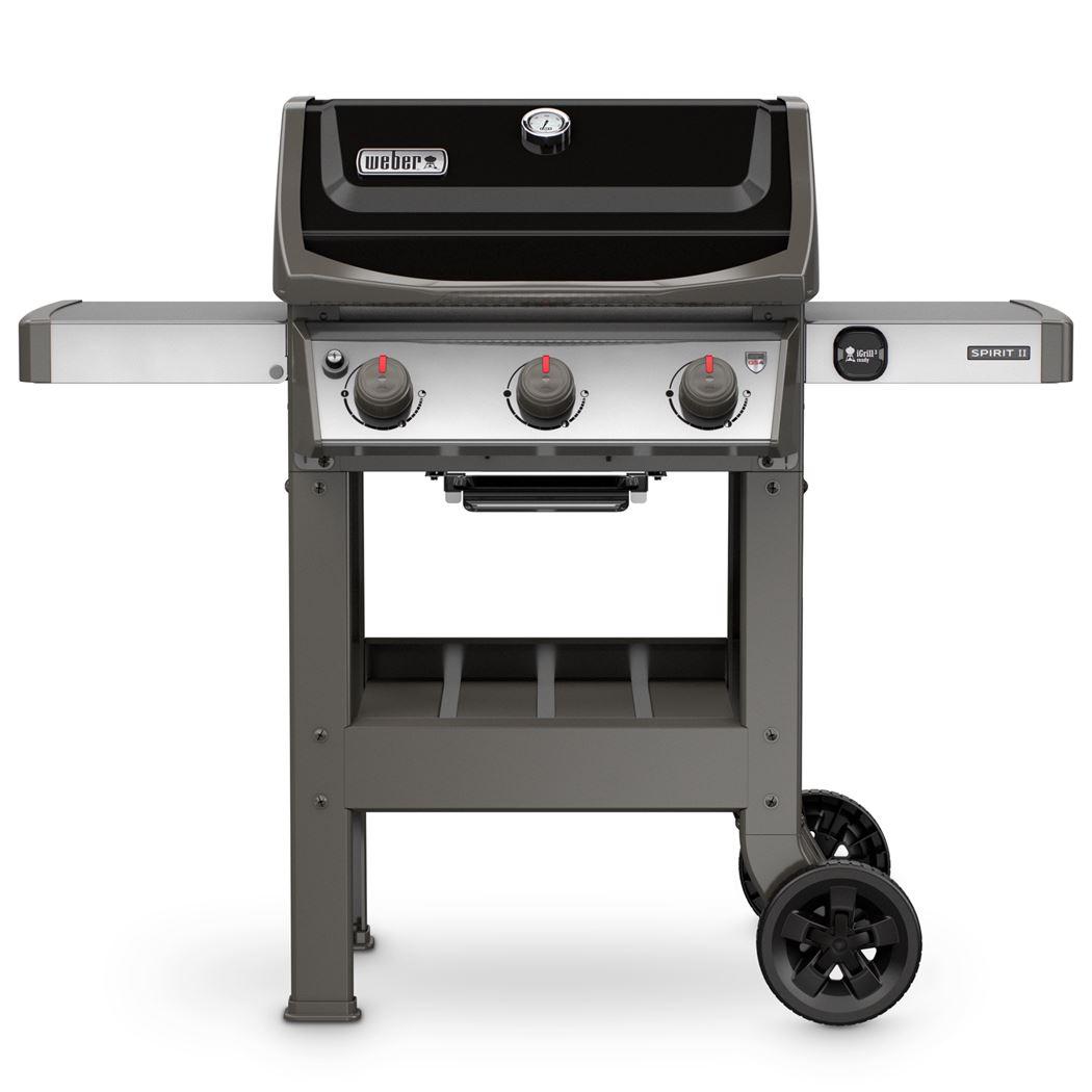 weber gasbarbecue spirit II e-310 gbs zwart