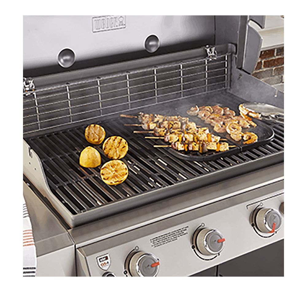 weber® gbs multifunctioneel grate and griddle