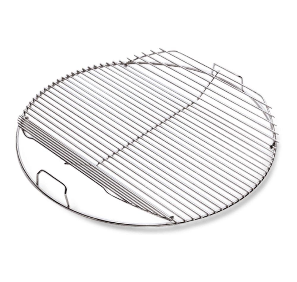 weber premium grillrooster. rvs voor barbecues van