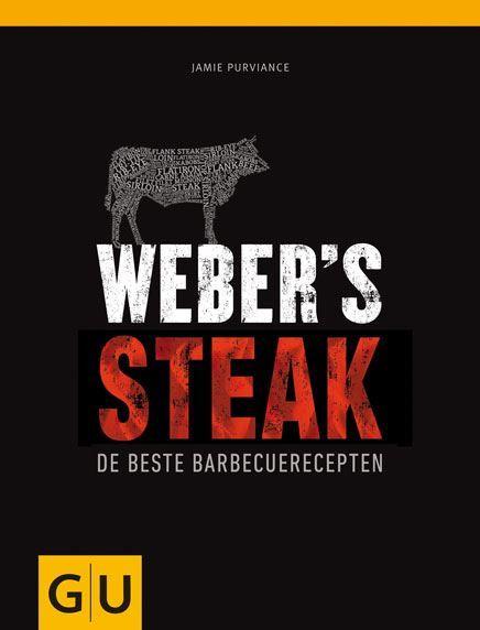 weber receptenboek weber's steak