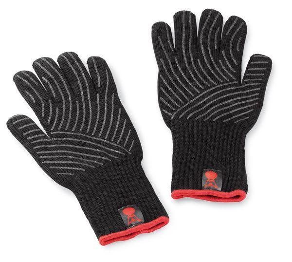 weber set van twee handschoenen (s/m)