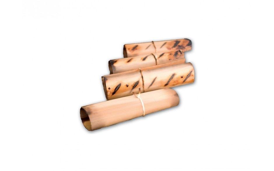 weber wood wraps western red cedar