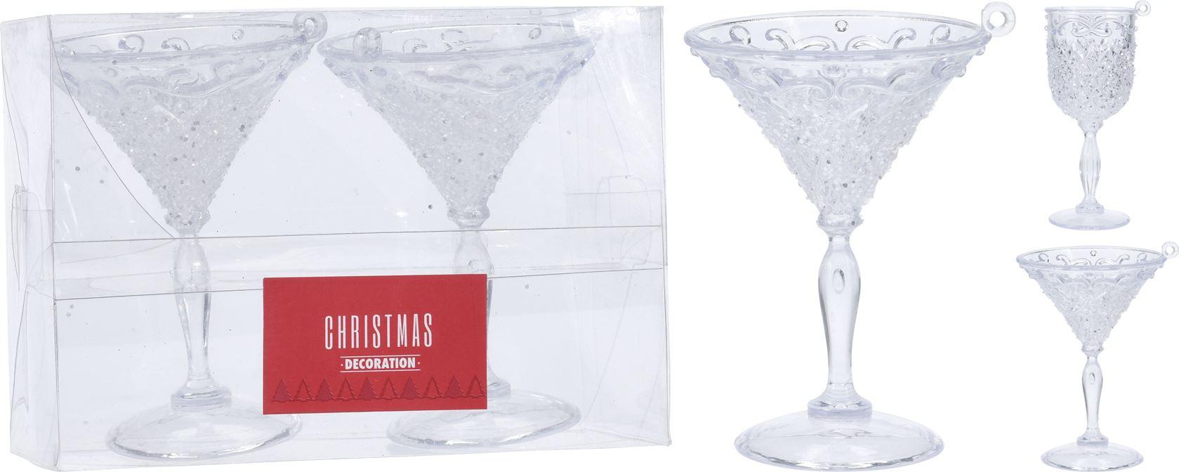 wijnglas set (2sts)(2ass.)