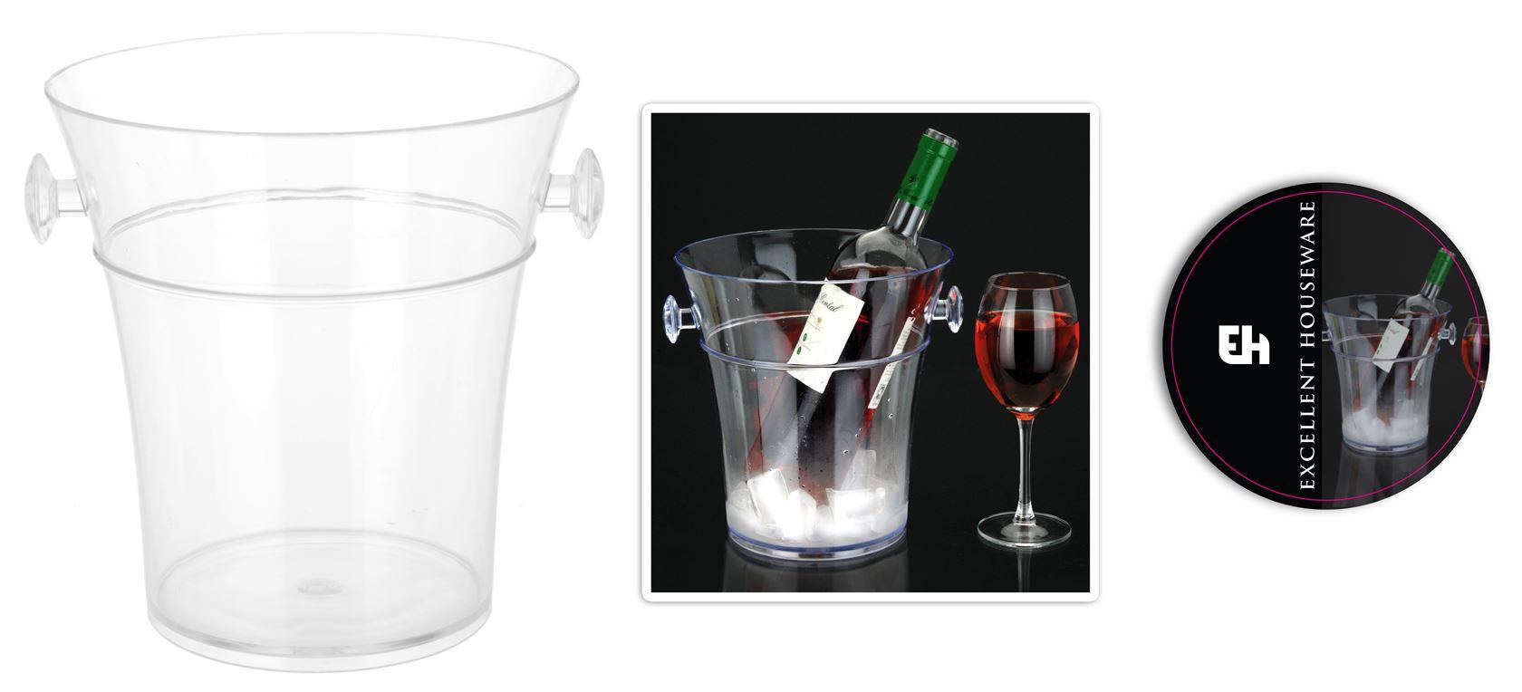 wijnkoeler transparant
