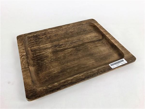 wooden tray walnut