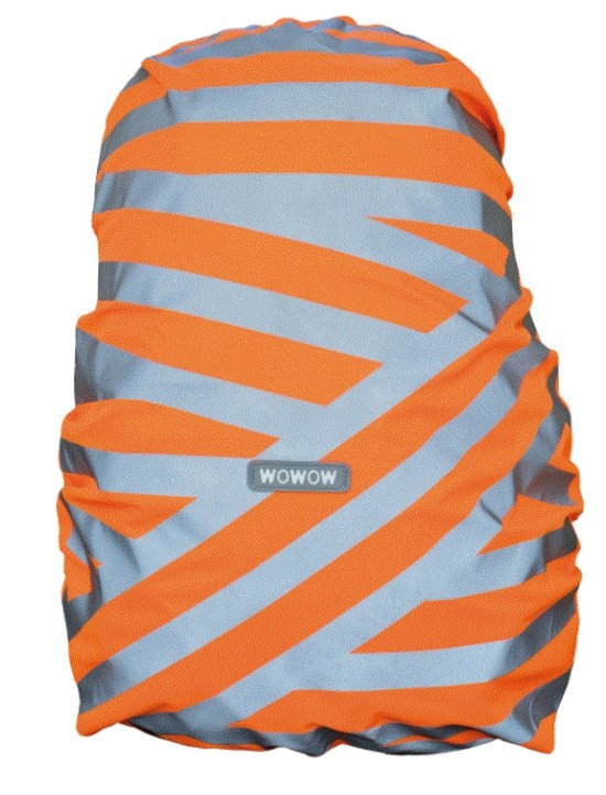 wowow bag cover - berlin orange