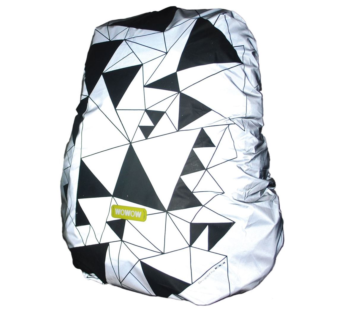 wowow bag cover urban silver