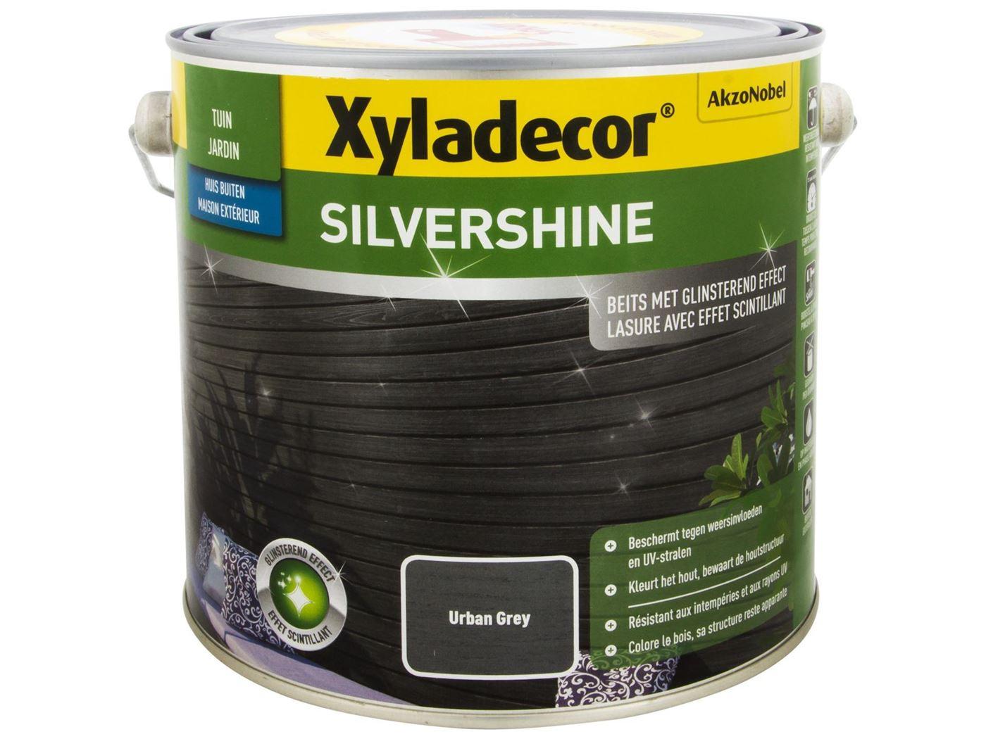 xyladecor natuurlijk zilvergrijs nachtgrijs