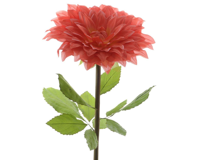 zijde dahlia pink steel xl