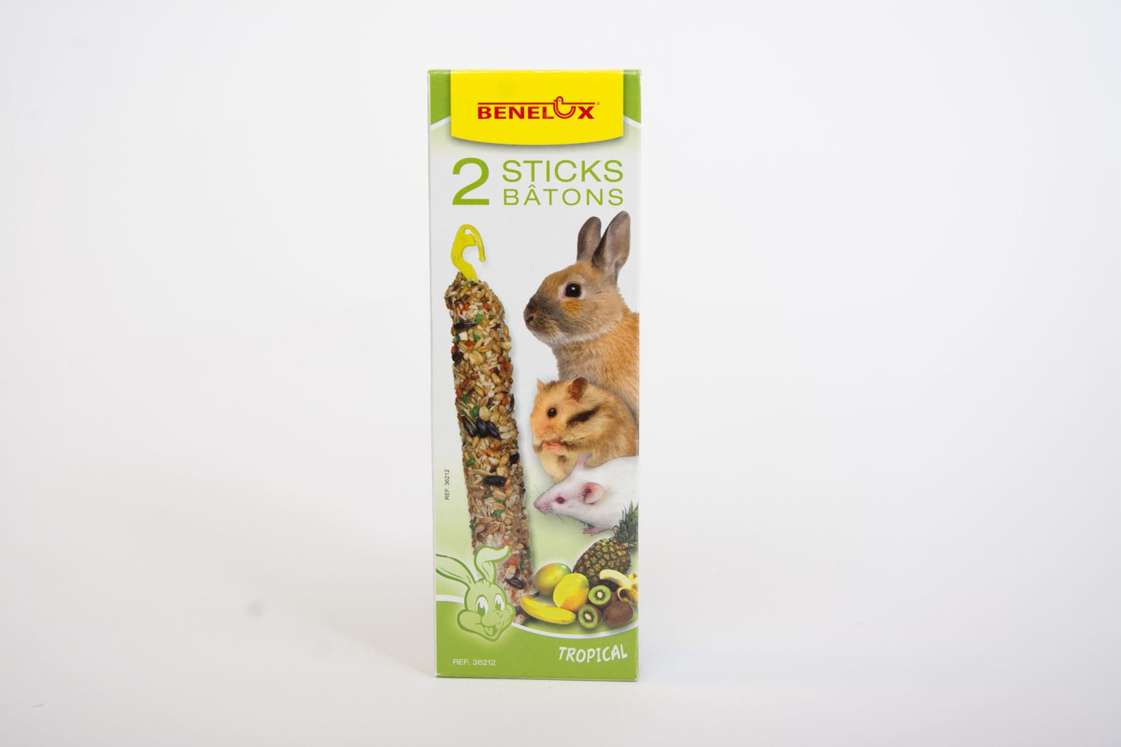 benelux-sticks-knaagdier-tropical-2sts