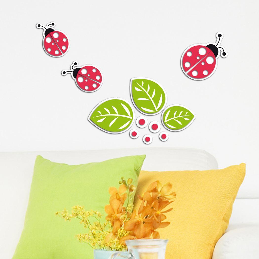 crearreda-ladybugs-3d-foam-wall-decor