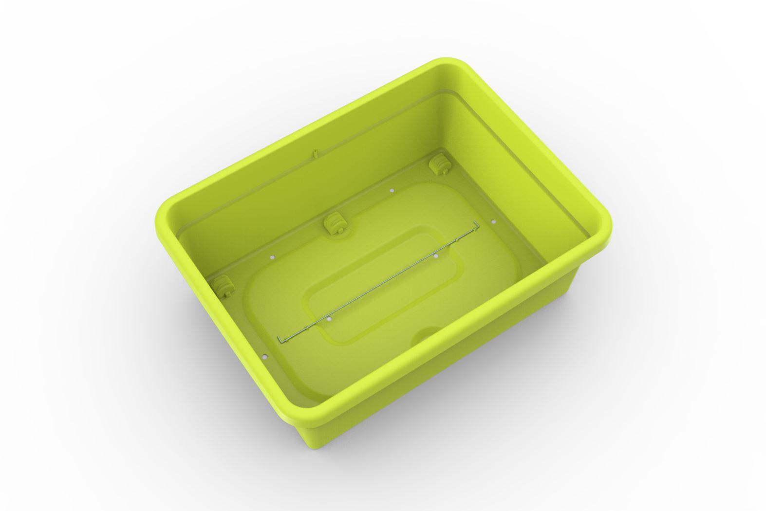 elho-green-basics-moestuin-op-wielen-lime-groen