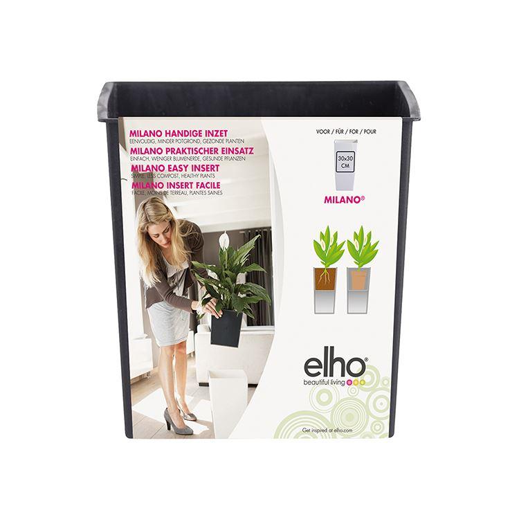 elho-milano-easy-insert-living-black
