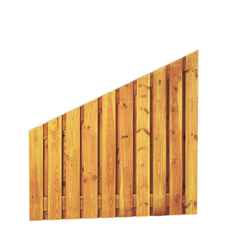 grenen-geschaafd-plankenscherm-verticaal-recht-aflopend