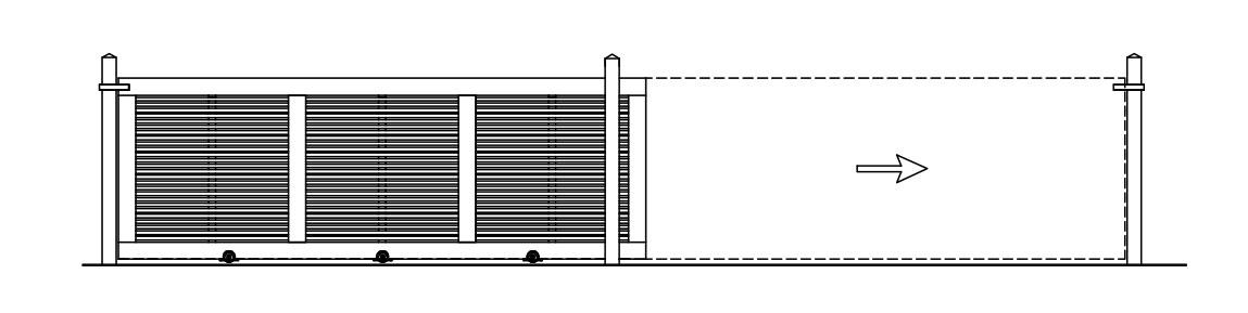 tuinpoort-op-rails-skyline-horizontaal-y