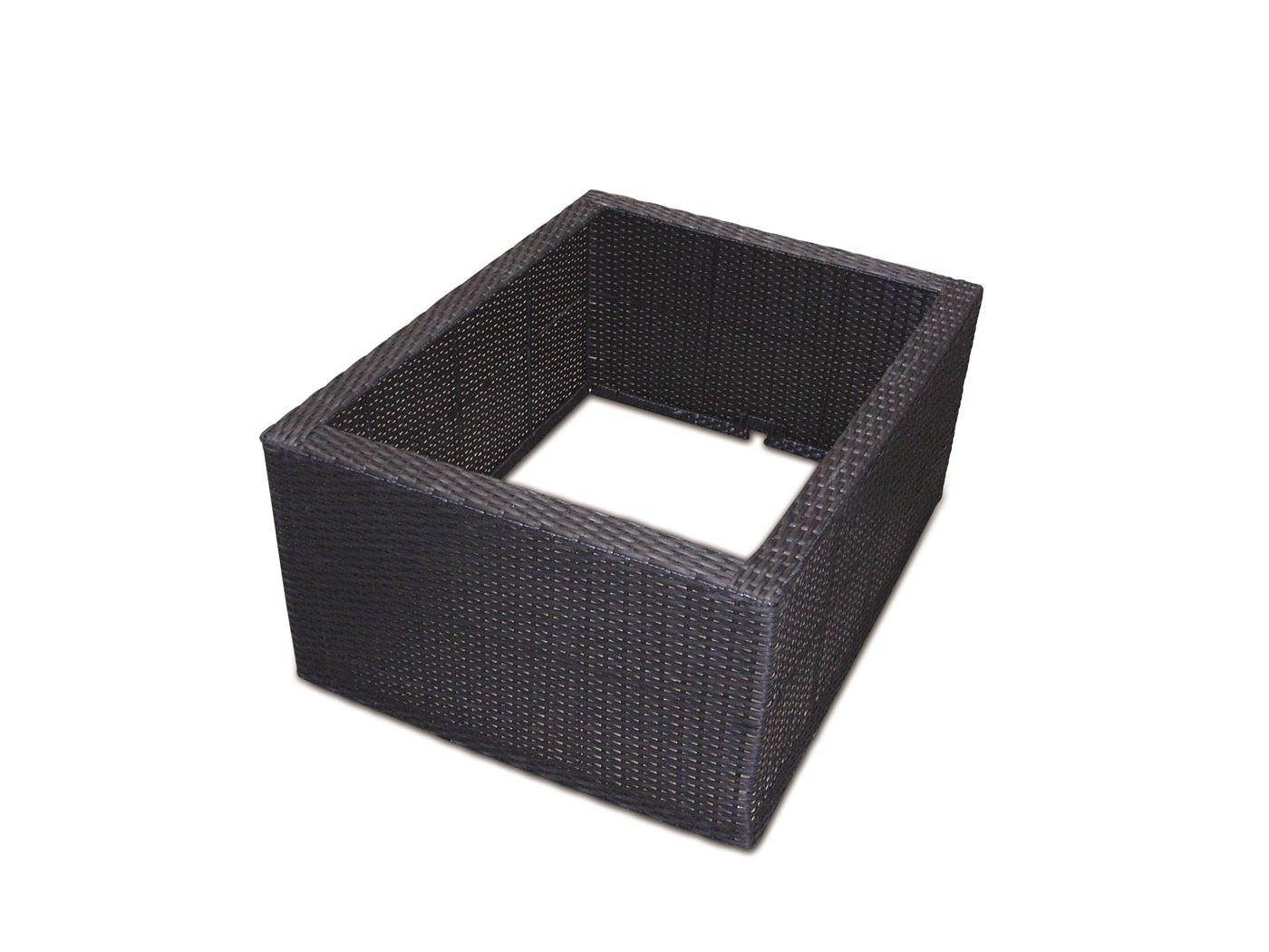 ubbink-acqua-arte-deco-wall-wicker-6-zwart
