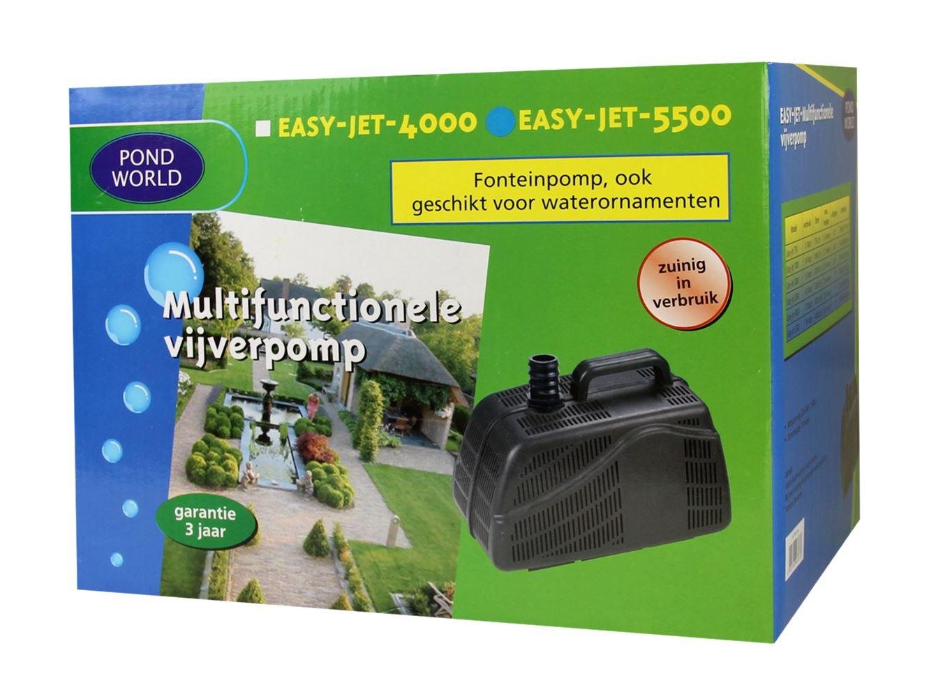 vijverpomp-pond-world-easy-jet-5500